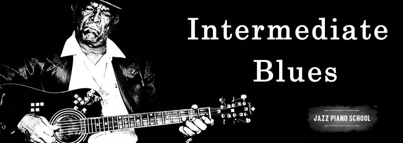 Jazz Piano Intermediate Blues