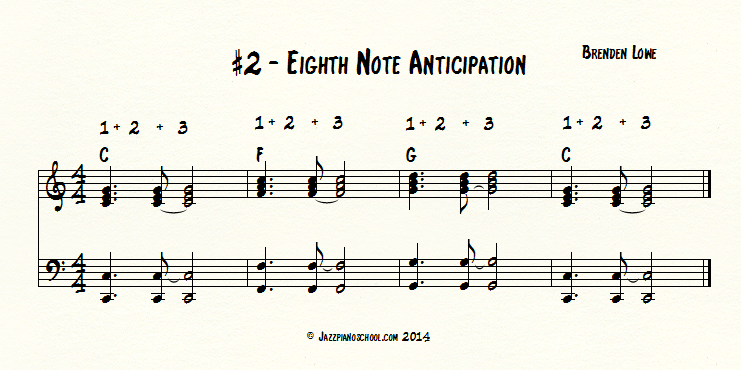 #2-eighth-note-anticipation