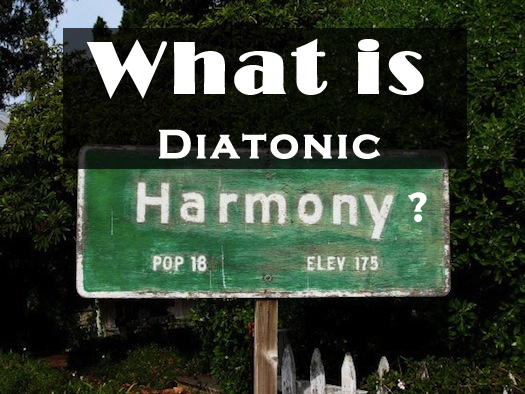 What Is Diatonic Harmony And Why Is It Helpful Jazz Piano Chords