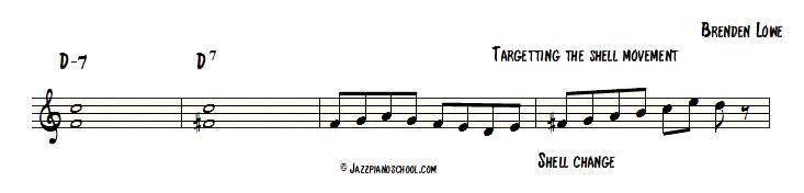 shells for jazz piano