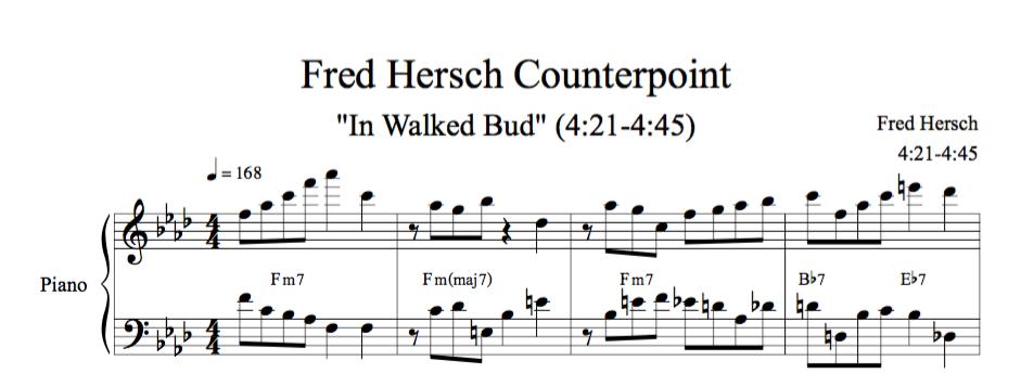 Transcription Hersch