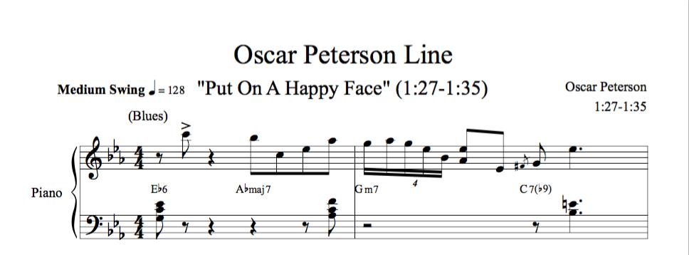 Transcription Peterson