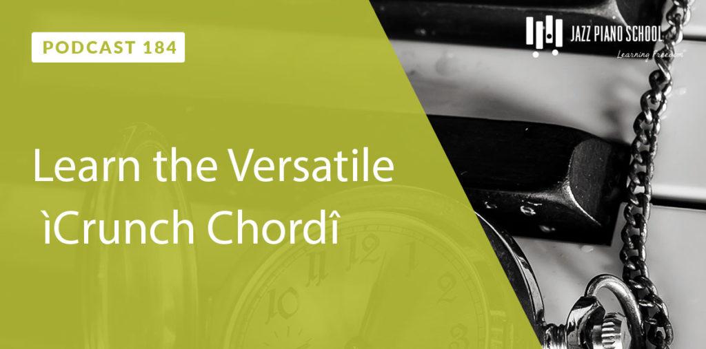 Learn the versatile iCrunch Chordi