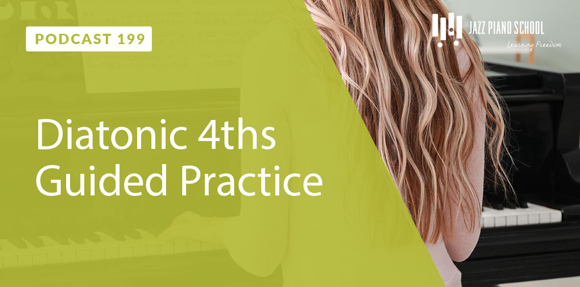 Learn Diatonic 4ths Guided Practice