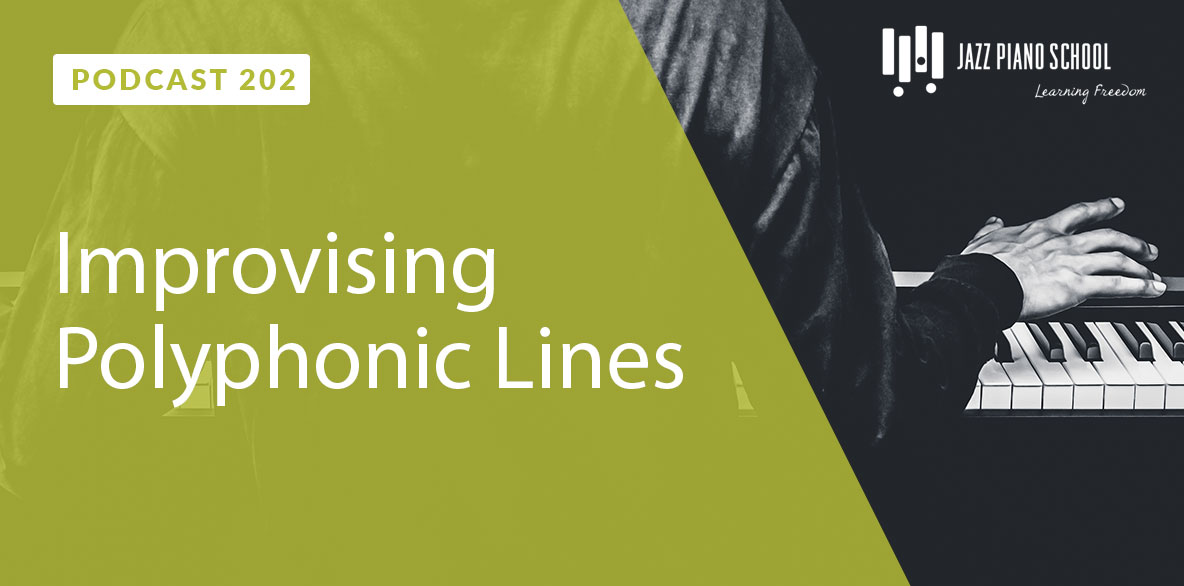 Learn how to improvise polyphonic lines