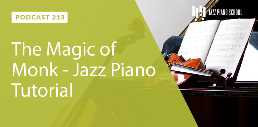 Jazz Piano Tutorial