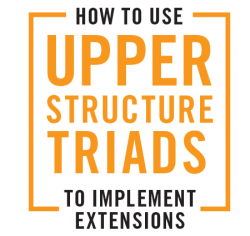 Upper-Structure-Triads